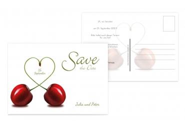 Save-the-Date Kirsche 148x105mm 5000092454