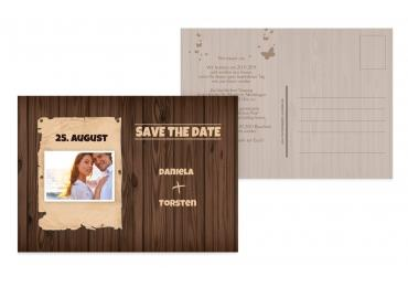 Save-the-Date Steckbrief 148x105mm 5000092483