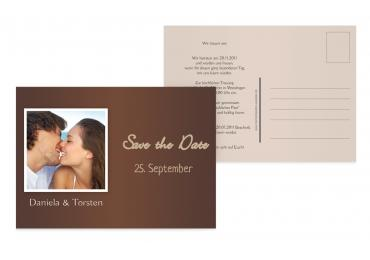 Save-the-Date 3 ewige Verbindung 148x105mm 5000092728