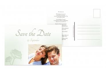 Save-the-Date 3 Vermählung 148x105mm 5000092692