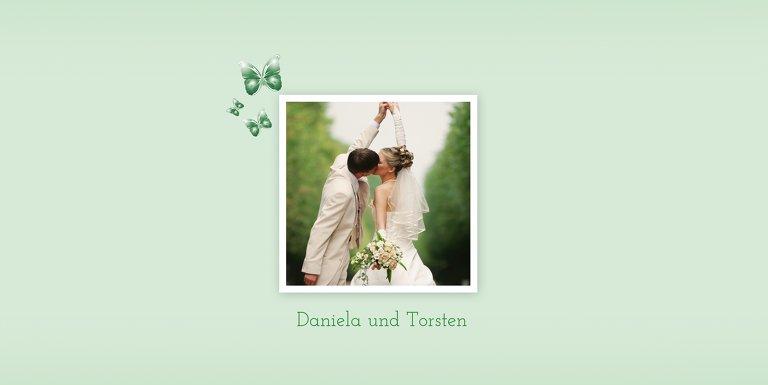 Ansicht 3 - Hochzeit Danke Din Liebesmoment