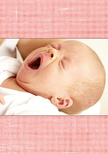 Ansicht 2 - Babykarte Paper