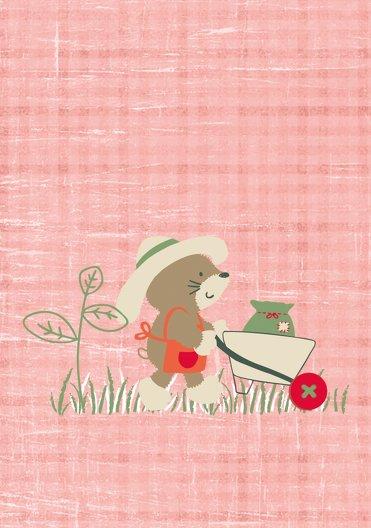 Ansicht 4 - Babykarte Paper