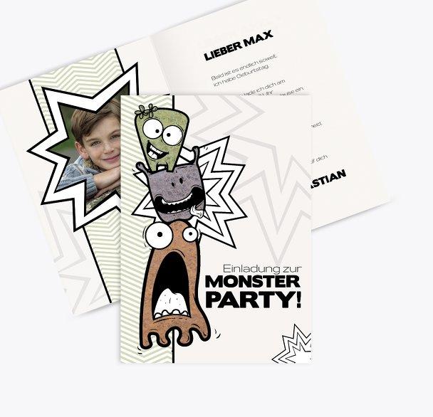 Einladung Monsterturm