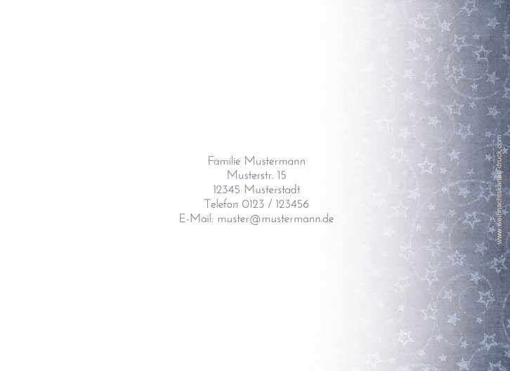 Ansicht 2 - Foto Grußkarte Geschenkpapier