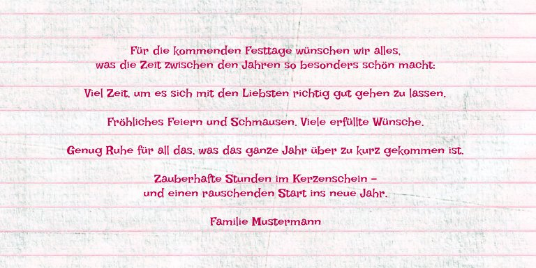 Ansicht 5 - Grußkarte Elchenwald