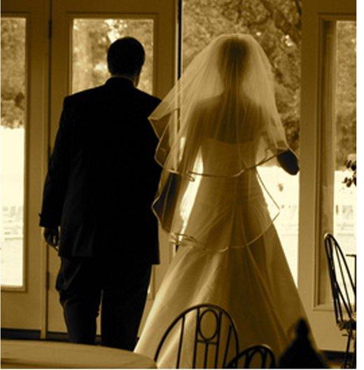 Ansicht 4 - Hochzeit Danke 3 Vermählung