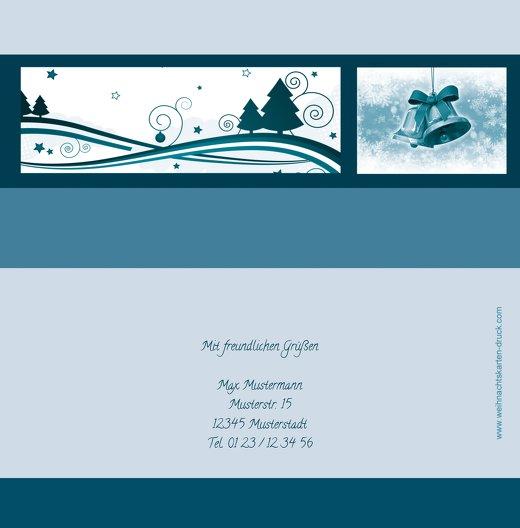 Ansicht 2 - Foto Grußkarte classic