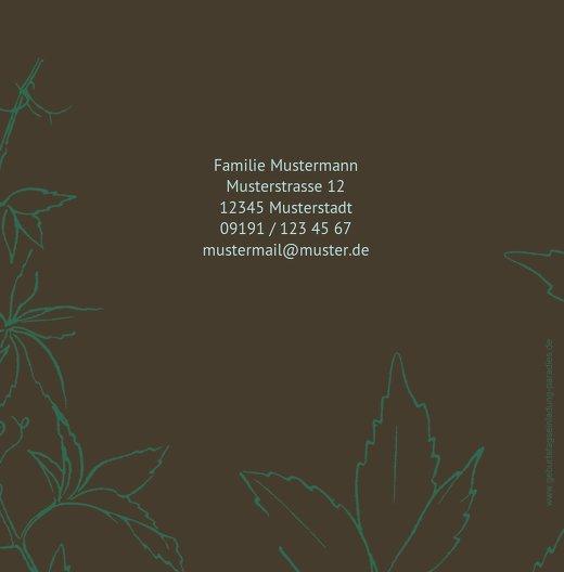 Ansicht 2 - Einladung Herbst 80