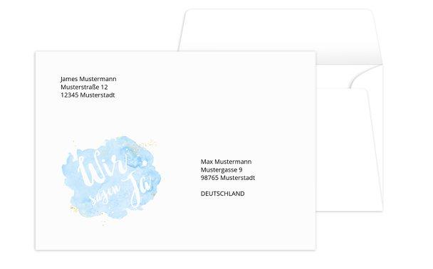Umschlag Wolke Sieben