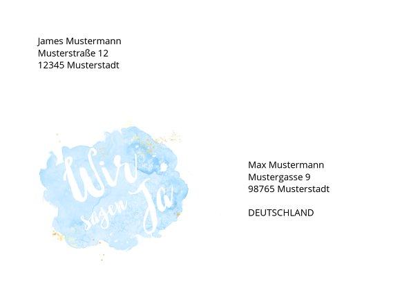 Ansicht 2 - Umschlag Wolke Sieben