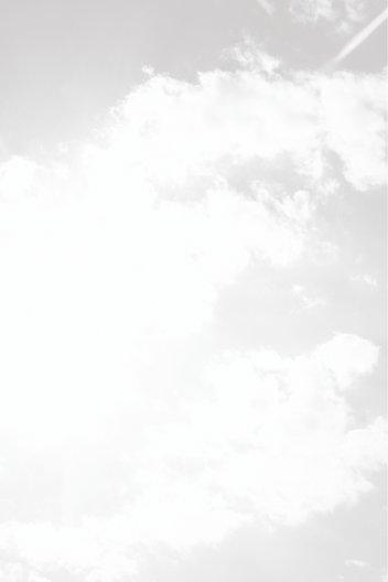 Ansicht 4 - Dankeskarte Wolkenhimmel