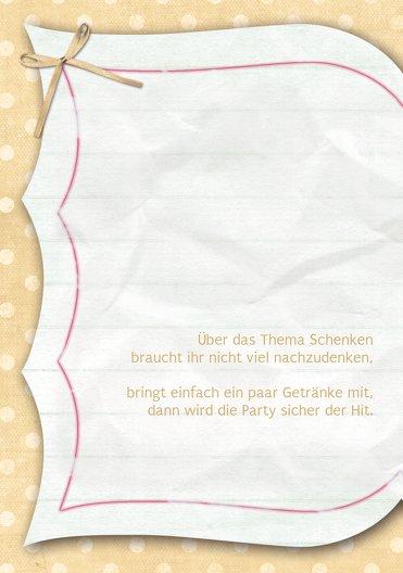 Ansicht 4 - Geburtstagskarte Gedichtebuch