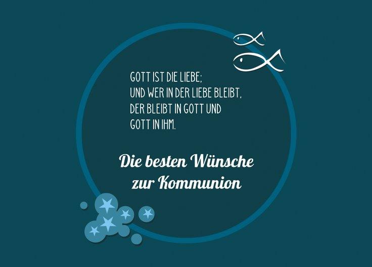 Ansicht 2 - Beste Wünsche zur Kommunion Star