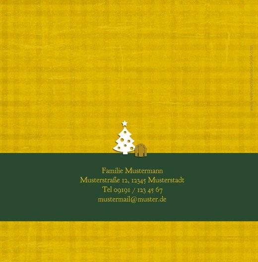 Ansicht 2 - Grußkarte Geschenke