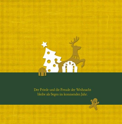 Ansicht 4 - Grußkarte Geschenke