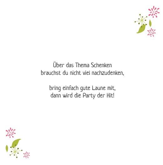 Ansicht 4 - Einladung Einhorn
