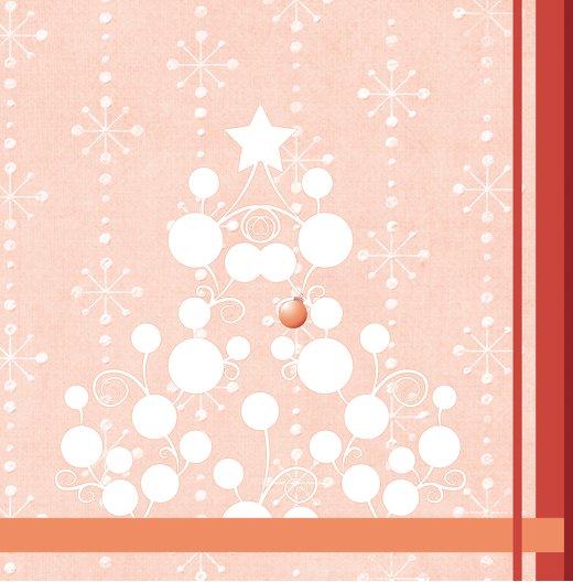 Ansicht 2 - Foto Grußkarte Weihnachtszeit