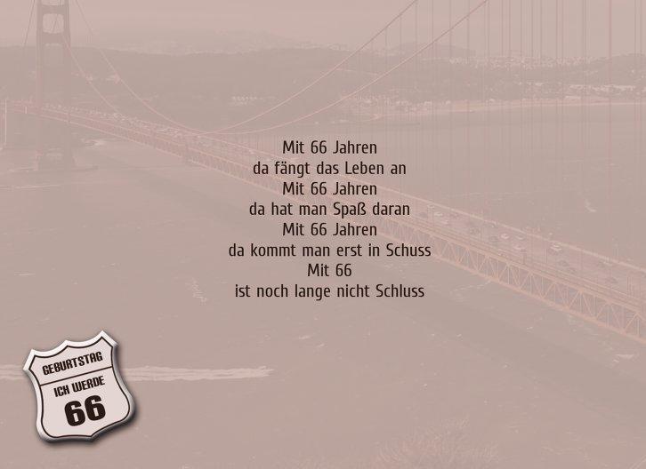 Ansicht 4 - Geburtstagskarte old bridge 66
