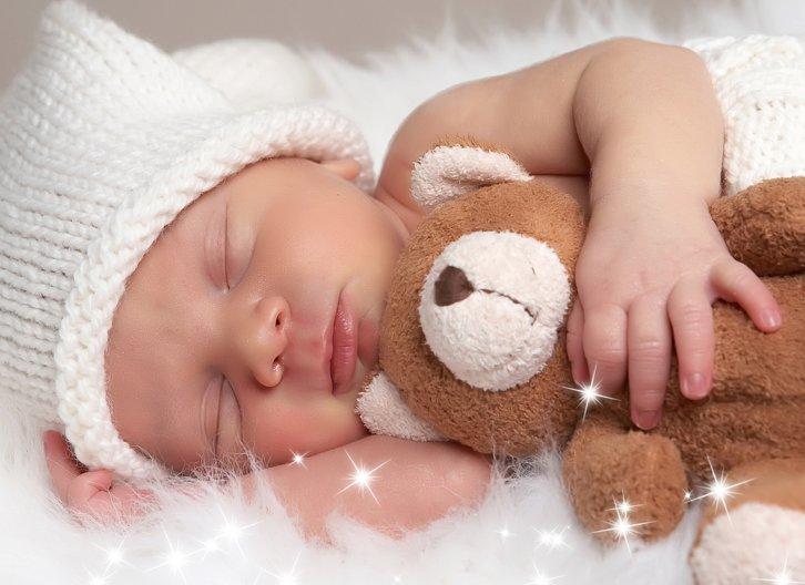Ansicht 4 - Baby Dankeskarte Star