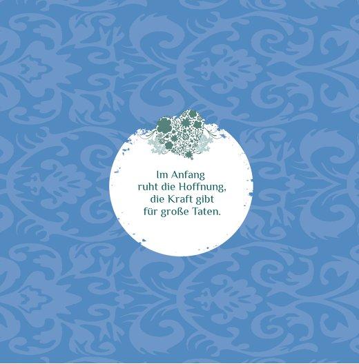 Ansicht 5 - Tauf Dankeskarte Kreise