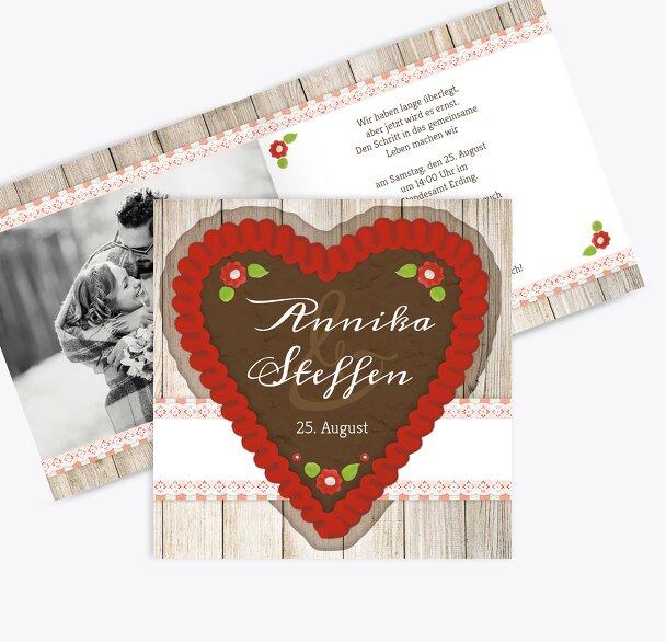 Hochzeit Einladung München