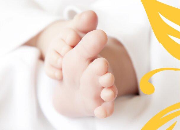 Ansicht 5 - Babykarte Blume