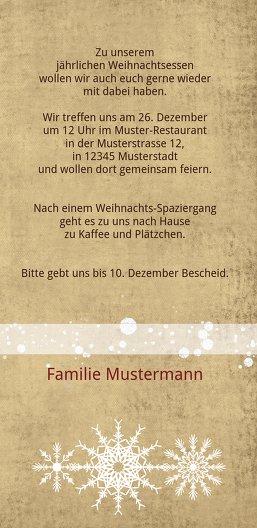 Ansicht 5 - Foto Einladung Hirschkopf