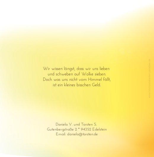 Ansicht 2 - Hochzeit Einladung Liebeszauber