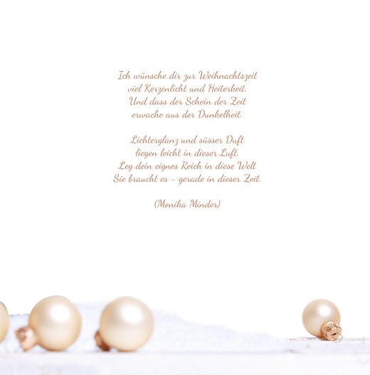 Ansicht 4 - Einladung Weihnachtsengel