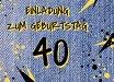 Ansicht 7 - Geburtstagseinladung Jeans Style 40