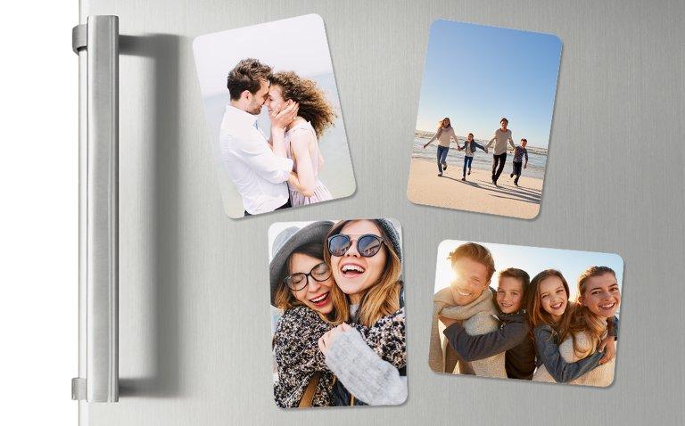Magnete mit Bildern