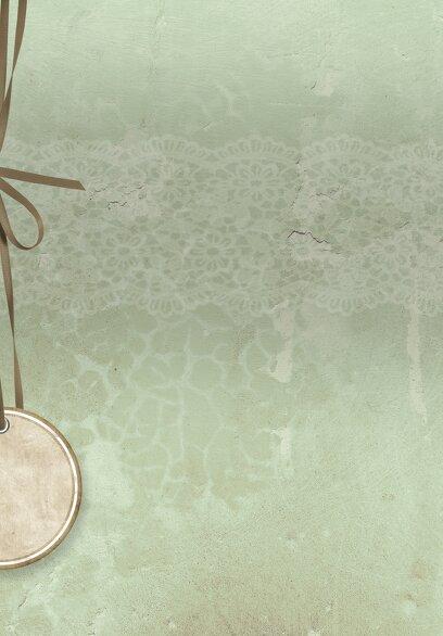 Ansicht 5 - Kirchenheft Umschlag Vintage Lace