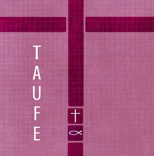 Ansicht 3 - Taufkarte Glaube und Geborgenheit