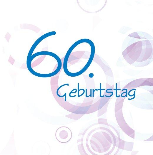 Ansicht 2 - Einladungskarte colorful circles 60 Foto