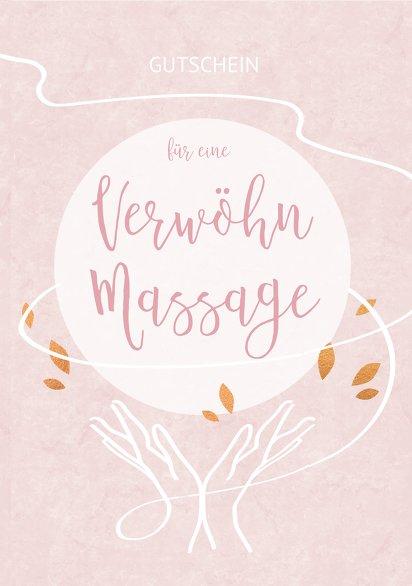 Ansicht 3 - Gutschein zum Geburtstag Massage