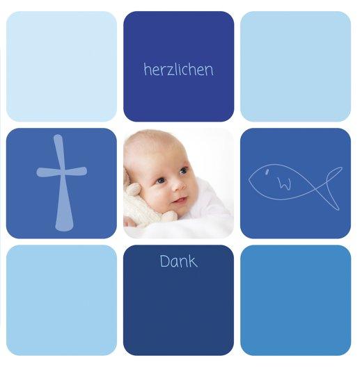 Ansicht 3 - Taufe Danke Kästchen