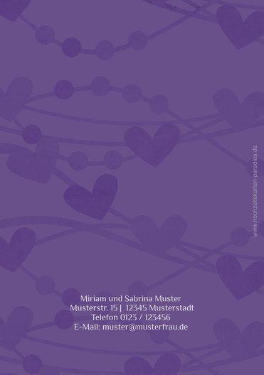 Ansicht 2 - Danke Im Zeichen der Liebe - Frauen
