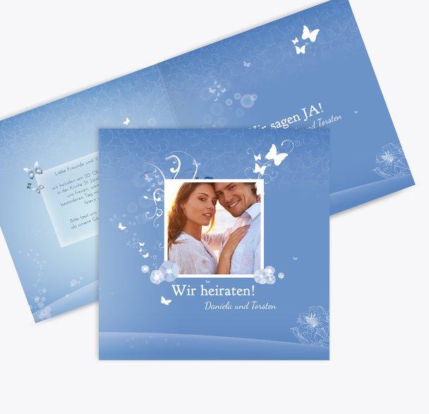 Hochzeit Einladung Dream