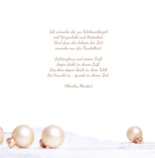 Ansicht 4 - Grußkarte Weihnachtsengel