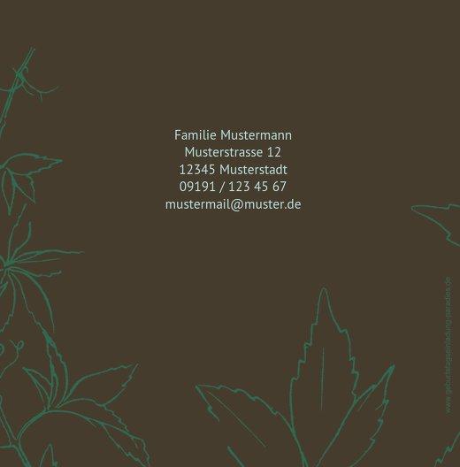 Ansicht 2 - Einladung Herbst 90