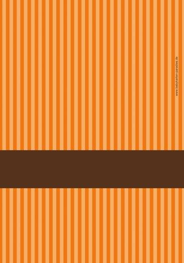Ansicht 2 - Konfirmation Menükarte stripes-buttons