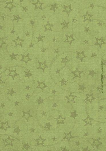 Ansicht 2 - Einladung Sternenschnur