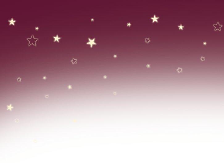 Ansicht 2 - Foto Grußkarte klassischer Sternenhimmel
