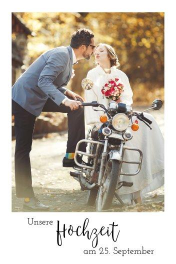 """Ansicht 2 - Wandbild Hochzeit """"Polaroid"""""""