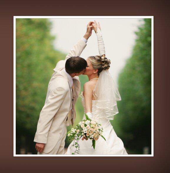 Ansicht 4 - Hochzeit Dankeskarte ewige Verbindung