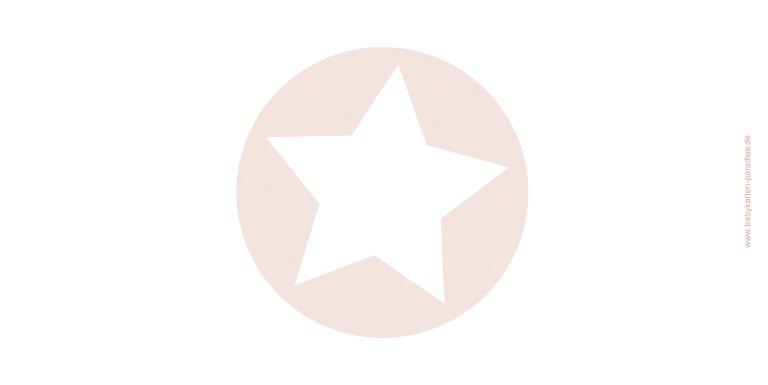 Ansicht 2 - Baby Dankeskarte a new star