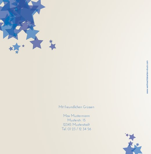 Ansicht 2 - Einladung Designerbaum