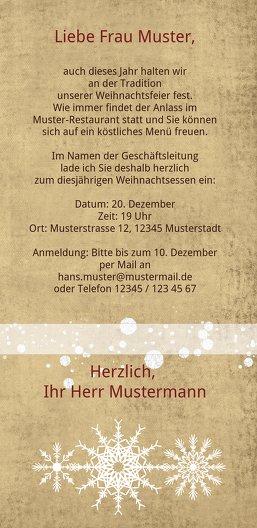 Ansicht 5 - Einladung Hirschkopf