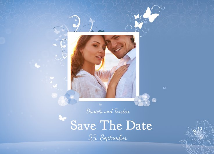 Ansicht 2 - Save-the-Date Dream